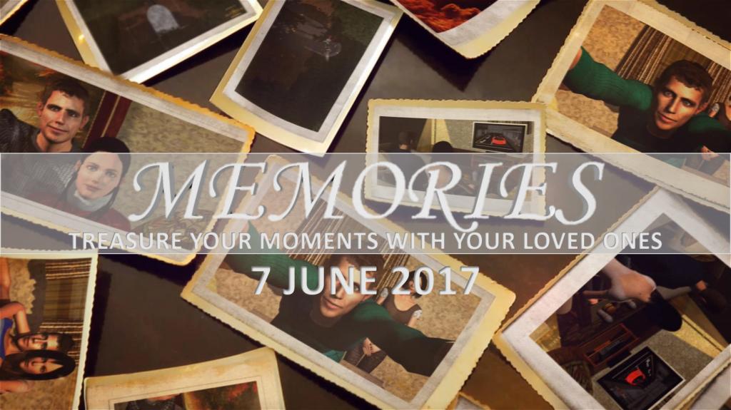 Memories Cover Image