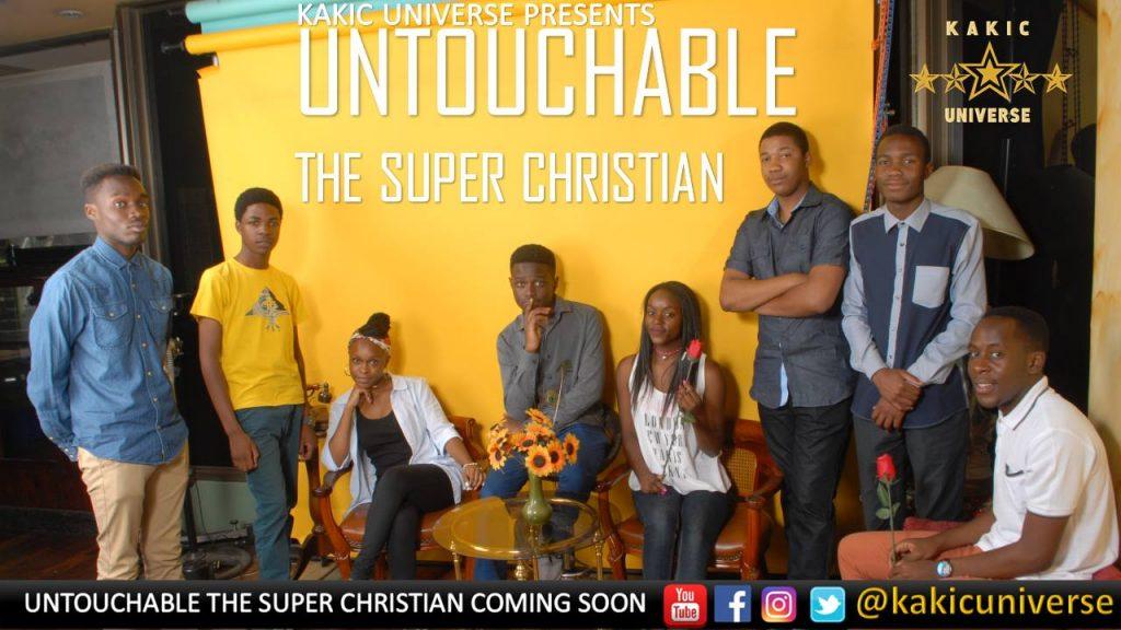 Untouchable the Super Christian Cast