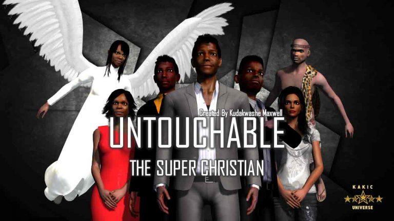 Untouchable the Super Christian