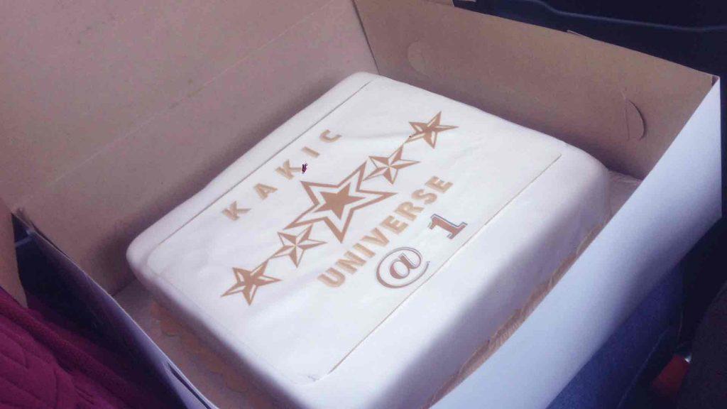 Kakic Universe First Anniversary