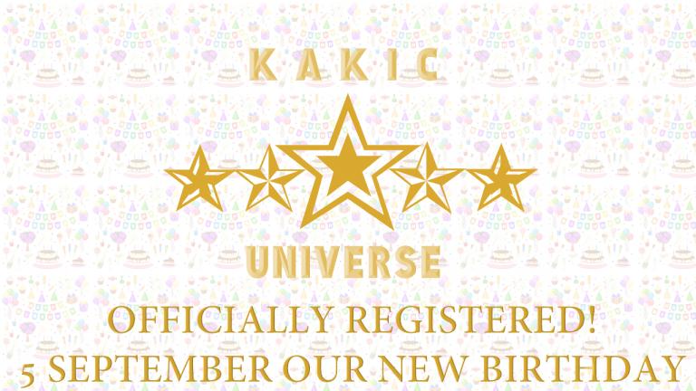 Kakic Universe Official Registration