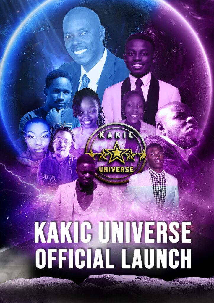 official launch | Zimbabwe Animation | Kakic Universe
