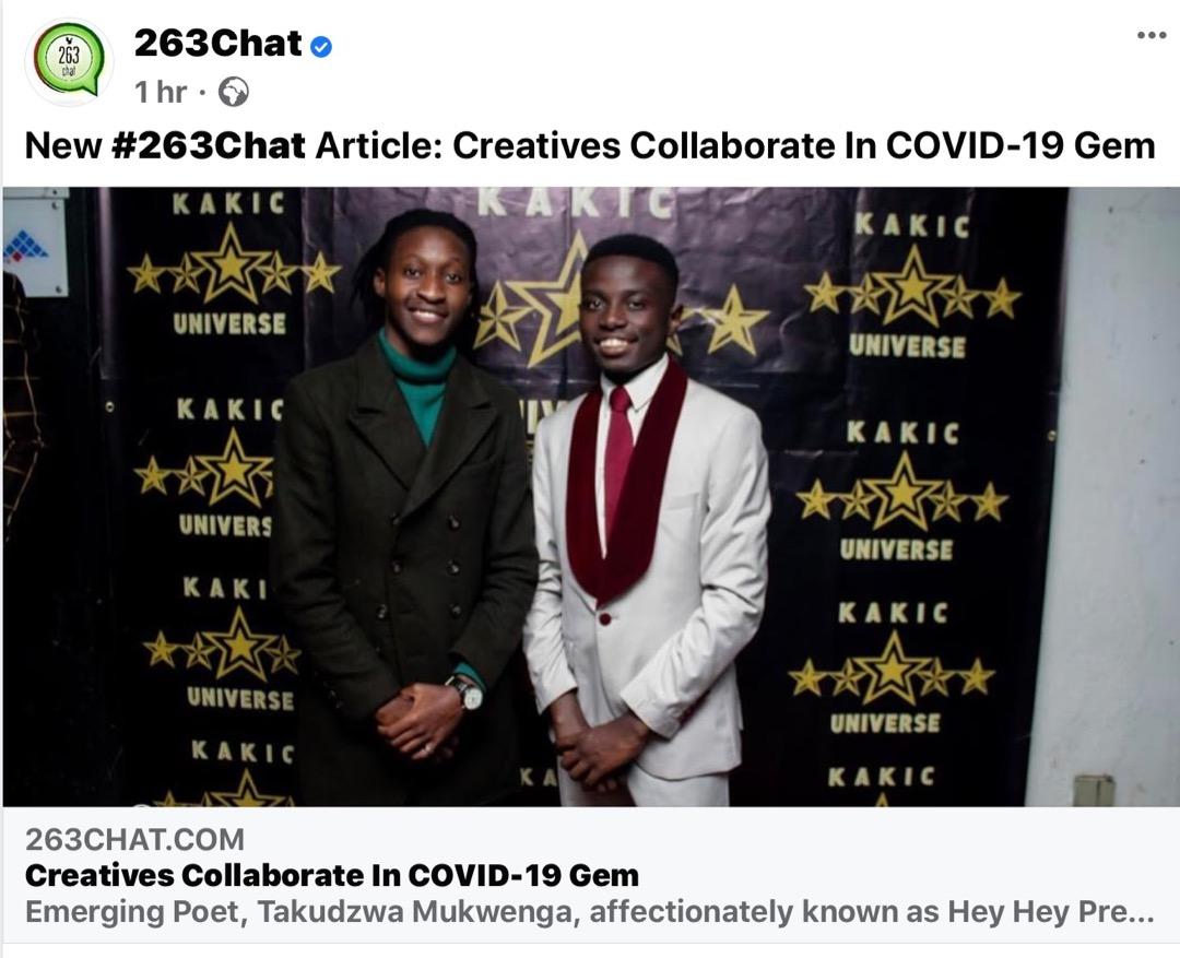 263chat | Zimbabwe Animation | Kakic Universe